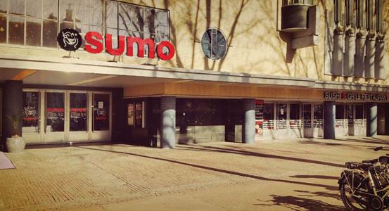 sumo groningen menu