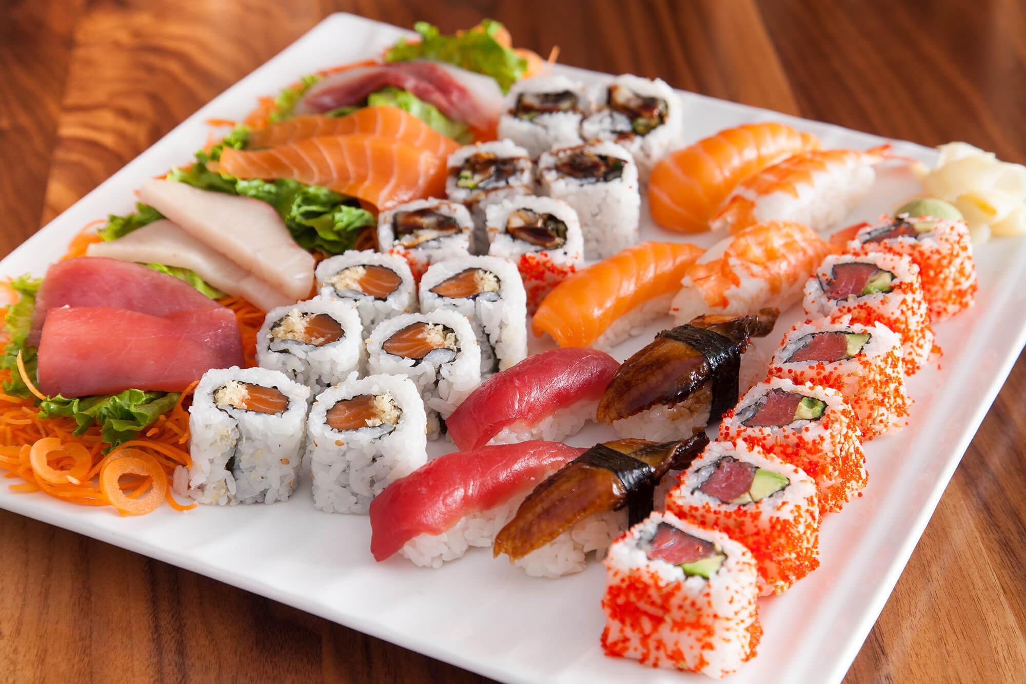 Afbeeldingsresultaat voor sushi